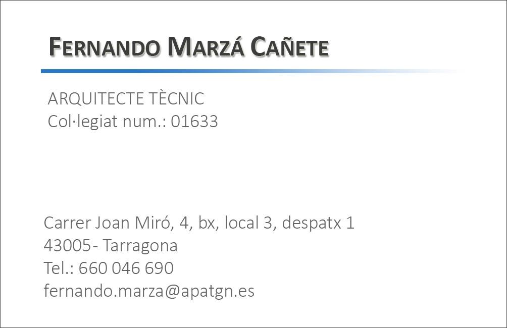 Fernando Marzá Cañete