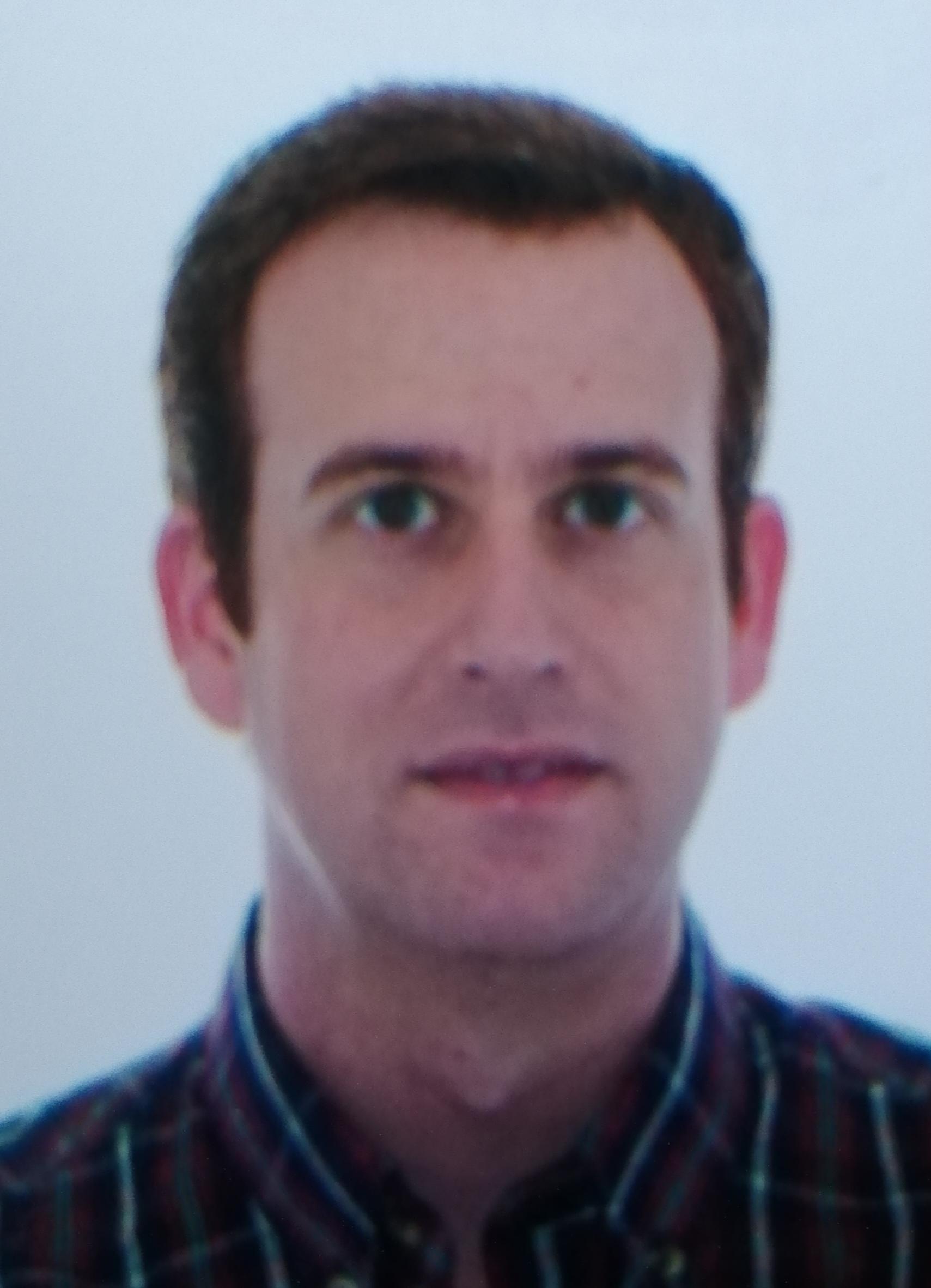 Javier Benedí Chicapar